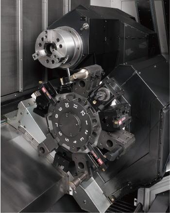 すべての要求を1台に凝縮した究極の複合加工機!インテリジェント複合加工機